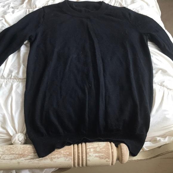 J. Crew Sweaters - Black sweater